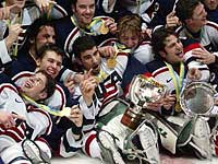 Team USA wins 2004 World Junior Championship