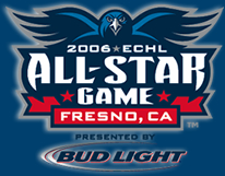 Fresno Falcons allstar game logo