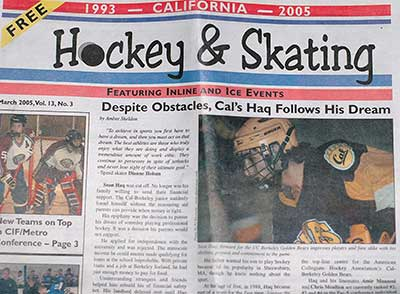 Hockey and Skating magazine