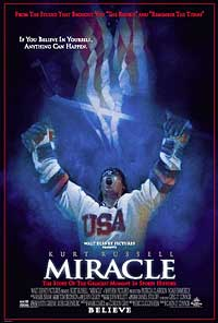 Kurt Russel - 1980 Miracle on ice movie