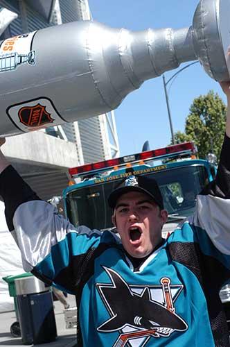san jose mercury news logo. Buzz John Ryan and San Jose Mercury News sports editor Craig Lancaster: