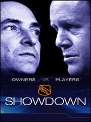 NHLPA NHL cba Showdown
