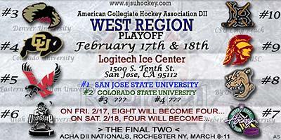2006 ACHA West Regional