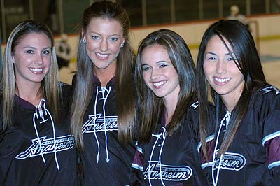 Anaheim Ice Girls