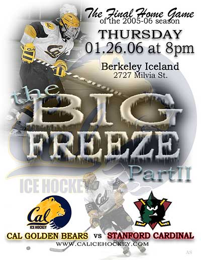 Big Freeze hockey