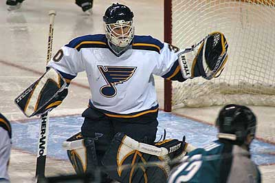 St Louis Blues 25 year playoff streak