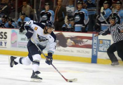 ECHL Fresno Falcons allstar game