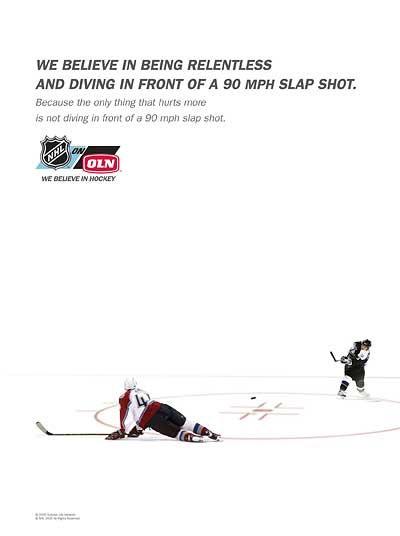 NHL on OLN