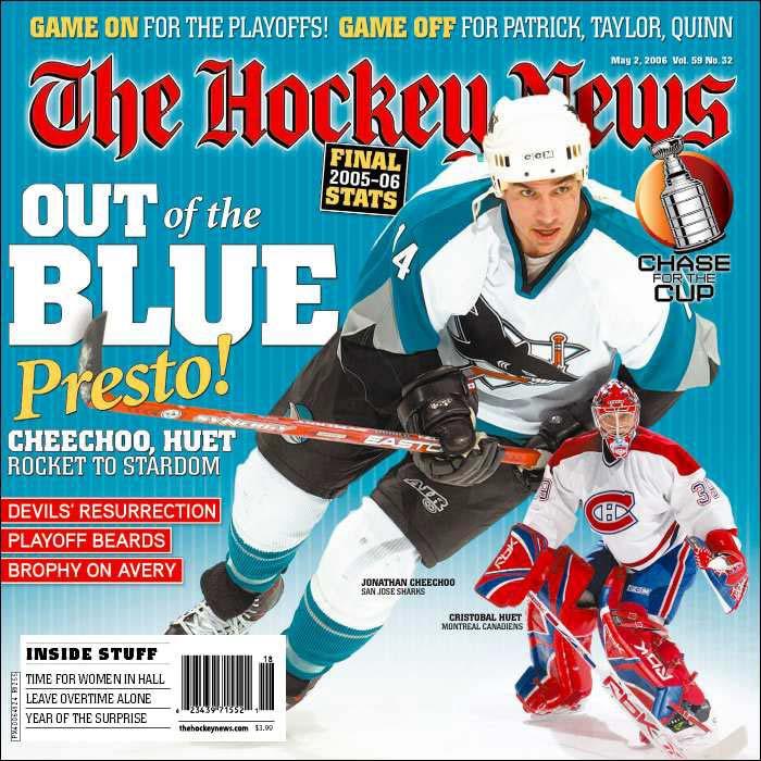 Sharkspage - San Jose Sharks, Hockey, NHL sports blog