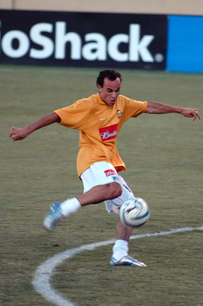Los Angeles Galaxy Landon Donovan MLS soccer