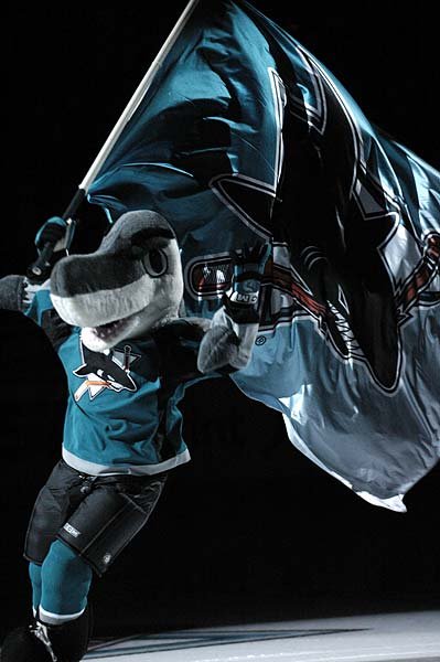 San Jose Sharks pre-season opener
