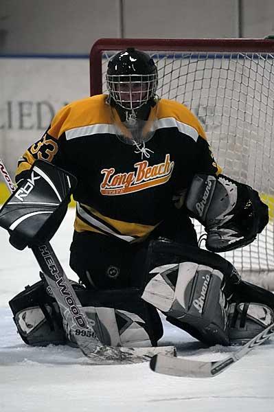 San Jose State Long Beach State hockey