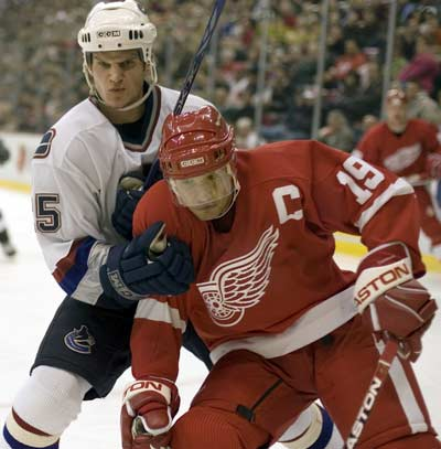 Detroit Red Wings photos