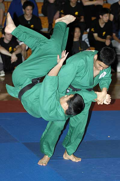 UC Yongmudo championship