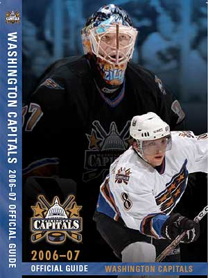 Washington Capitals media guide