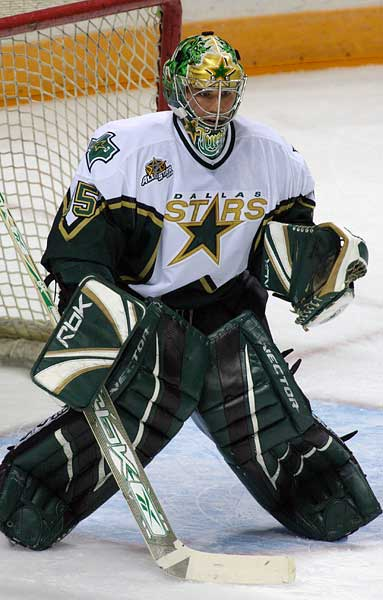 Marty Turco Dallas Stars