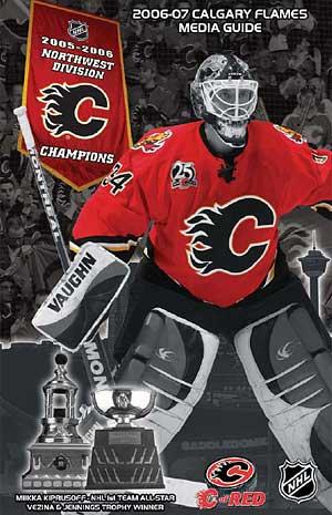 Calgary Flames media guide