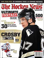The Hockey News Ultimate Fantasy Guide