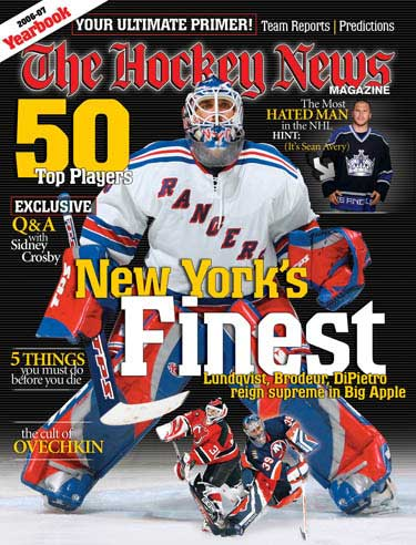 Hockey News Yearbook