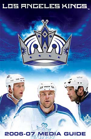 Los Angeles Kings media guide