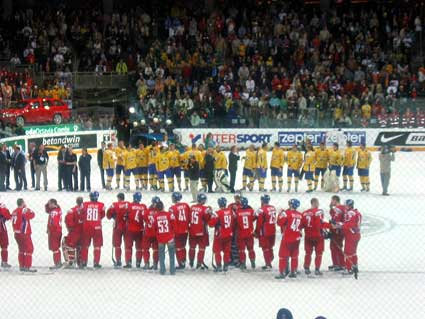 Latvia IIHF World Championships