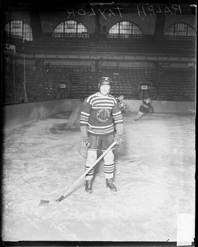 Library of Congress hockey photos