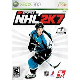 Take 2 NHL 2K7 hockey