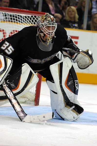 Anaheim Ducks Giguere