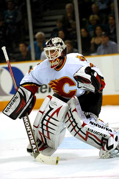 Calgary Flames Miikka Kiprusoff