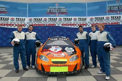 NHL Allstar Game Texas Motor Speedway