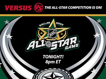Versus NHL Allstar Game