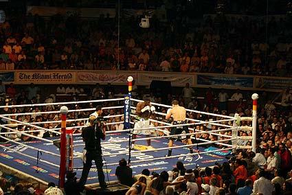 Samuel Peter Oleg Maskaev Cancun boxing