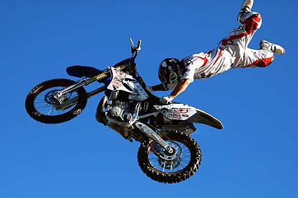 San Jose Grand Prix Motocross