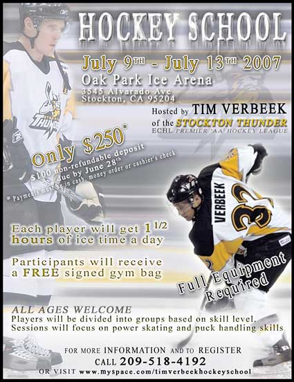 TIM VERBEEK HOCKEY SCHOOL
