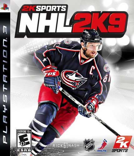 NHL 2K9 Playstation 3 video game